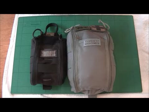 My Get Home Bag Medi Kits (First Aid) by Vanquest - YouTube 711694055d