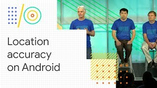 How to get one-meter location-accuracy from Android devices (Google I/O