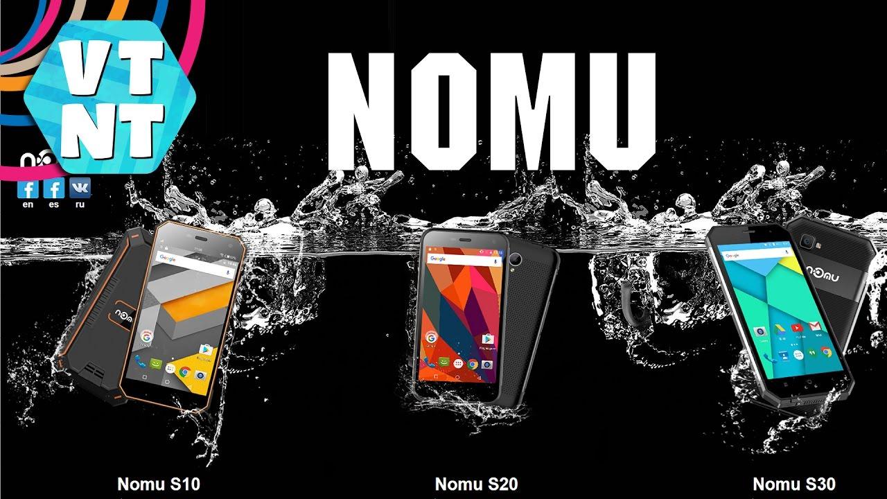 Nomu S10 S20 S30 скидки на смартфоны и какая модель самая годная .