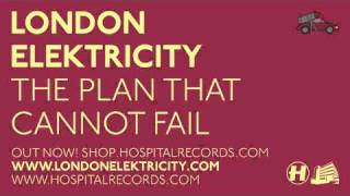 London Elektricity - The Plan That Cannot Fail