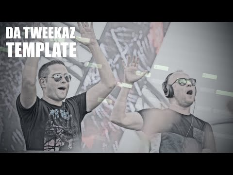 Da Tweekaz Hardstyle Template (FL STUDIO)