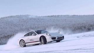 Porsche Driving Experience - Winter