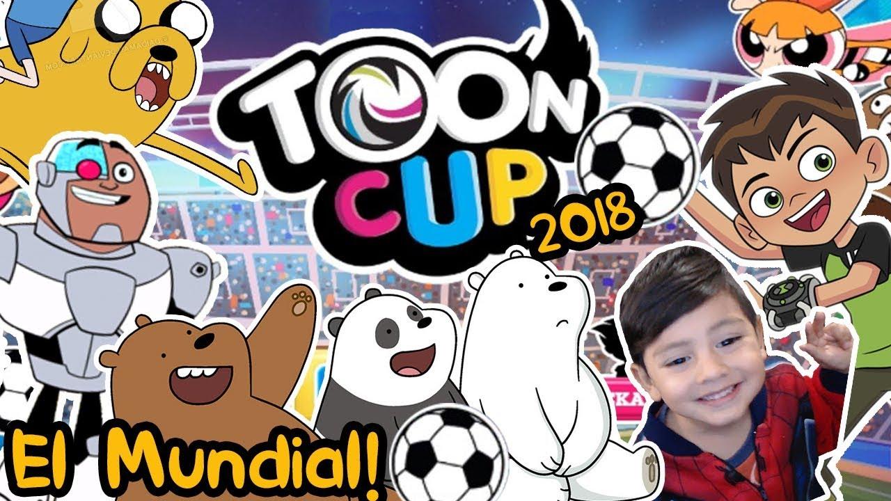 Toon Cup 2018 Gameplay Futbol Para Ninos Cartoon Network Juegos Para Ninos Youtube