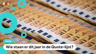 Dit zijn de rijkste mensen van Nederland