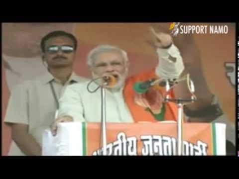 Exclusive : Rahul Gandhi's Mimicry by Narendra Modi [ Must Watch ]