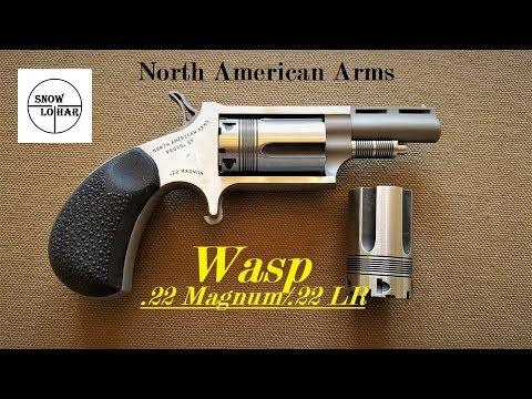 North American Arms (NAA) Wasp Revolver