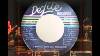 Legends of Vinyl Presents Benny Troy - I Wanna Give You Tomorrow - Re Edit by LMOR DJ