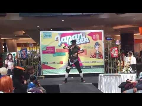 Cosplay Contest at Japan Week Citywalk Sudirman Video 06
