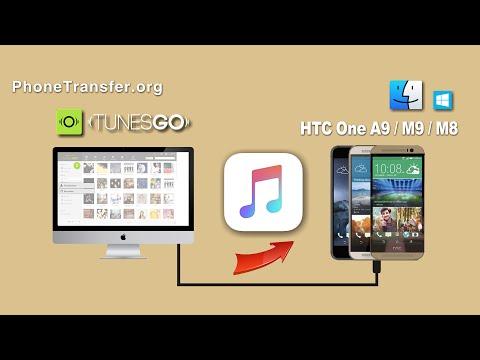 musik-von-pc/mac-auf-htc-one-a9/x9/m9/m8/m10-übertragen