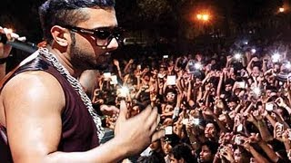 Rapper Honey Singh engulfed in controversies for vulgar songs
