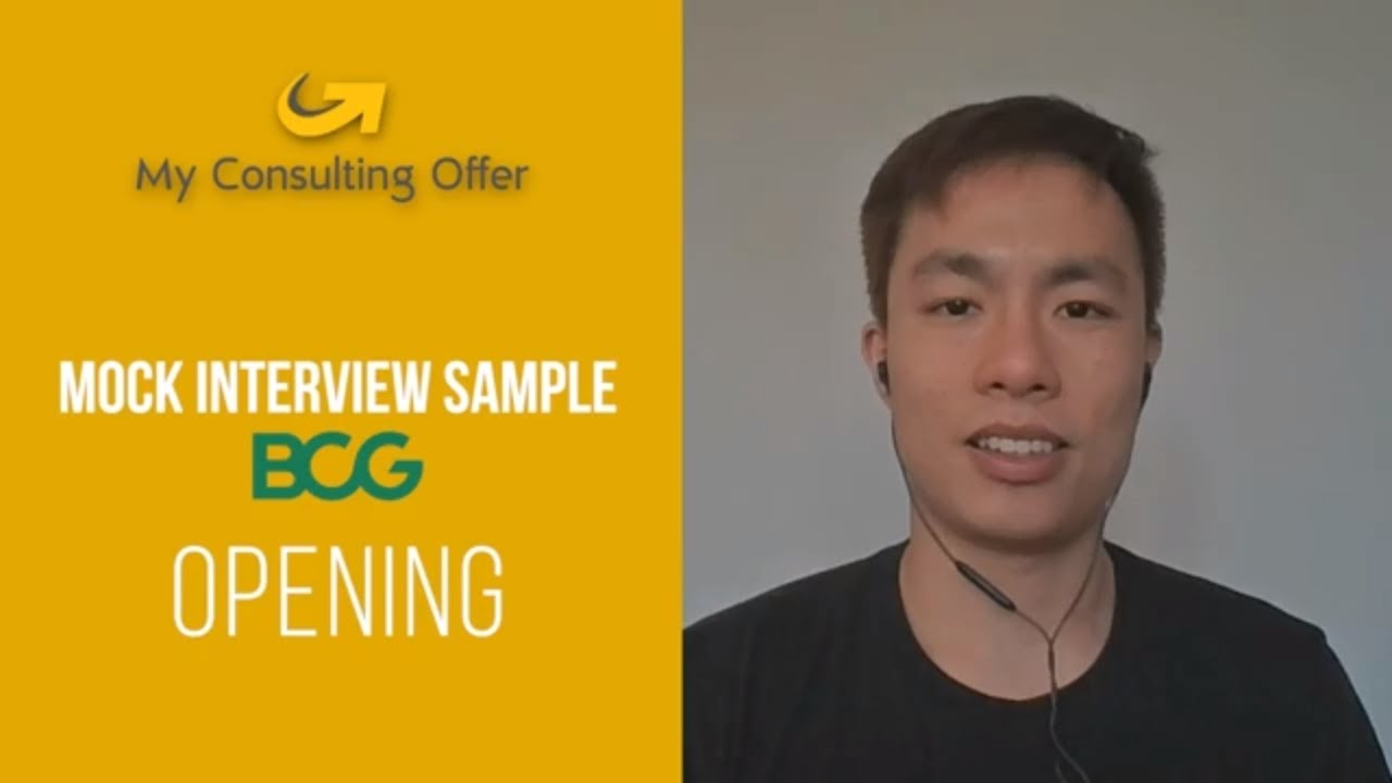 case interview 101 Archives | My Consulting Offer