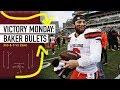 Victory Monday: 🐶🐶🐶 Baker Mayfield  TD on Bullets vs Zero