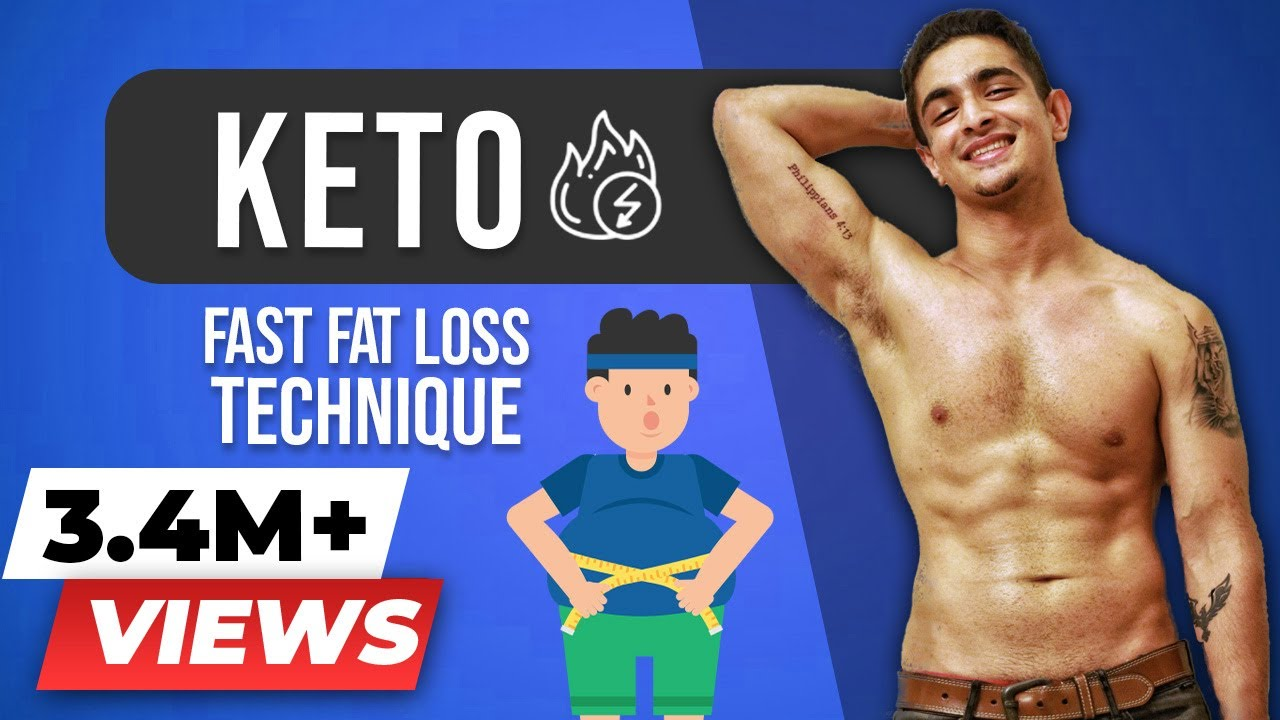 <div>Ketogenic Diet 101 – The FASTEST Weight Loss Diet | Details, Benefits & Results | BeerBiceps Health</div>