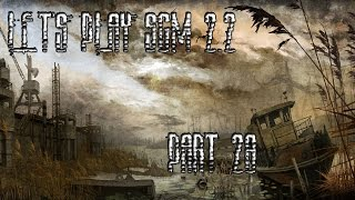 Let's play Stalker CoP SGM 2.2 Part 28 - The disappearance of Snag