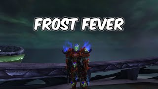 Frost Fever Damage - Frost Death Knight PvP - WoW BFA 8.1.5