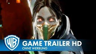 MORTAL KOMBAT 11 – Jade Trailer Deutsch HD German (2019)