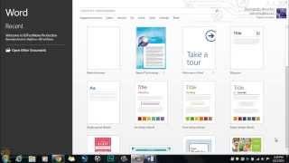 Wie! - Erstellen Sie einen Blog-Post Mit Microsoft Word 2013