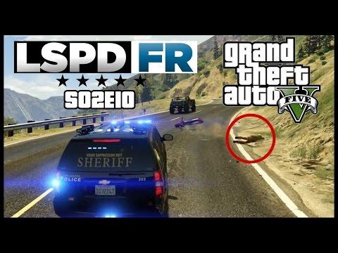 AUSGESPERRT!? | GTA LSPDFR Police S02E10 [DE]