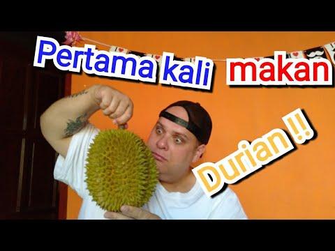 Pertama kali makan durian!!! Mp3