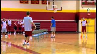 Fundamental Finishing Drill