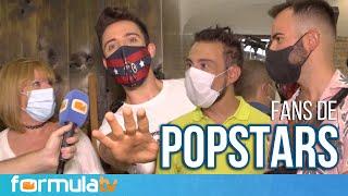 Los fans de Popstars y Bellepop cuentan cómo han vivido su vuelta con We represent