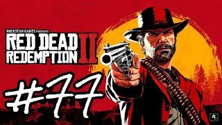 MAPA SKARBÓW JACKA HALLA - Let's Play Red Dead Redemption 2 #77 [PS4]