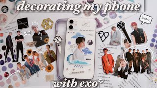 Download decorate my phone with me & EXO