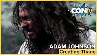 MYTHICA star Adam Johnson: Creating His Character Thane, The Tank. Watch Mythica for FREE on CONtv