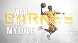 Harrison Barnes: War Is My Love ᴴᴰ