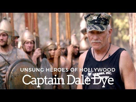 Unsung Heroes of Hollywood: Captain Dale Dye