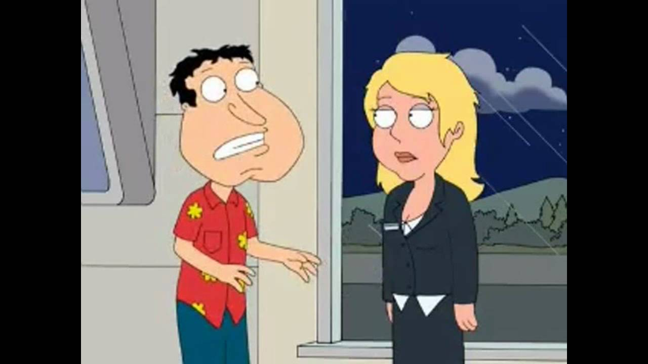 quagmire sex at airport family guy