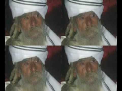 Bava Sakhi Shabeer Hussain Shah Sabar Sarkar (Mohra Shareef Lahore)