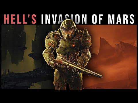 The Demonic Invasion of Mars Explained | Doom Lore