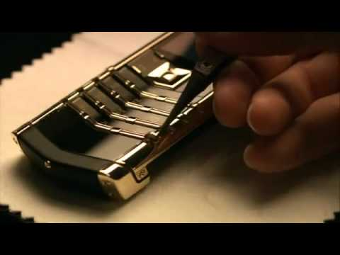 Телефон Vertu Signature S Design, STD Stainless Steel