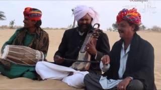 Bundu Khan  Vocalist  Meherdin Langa  Sindhi Sarangi  and Samdar Khan Village Barnewa  Barmer