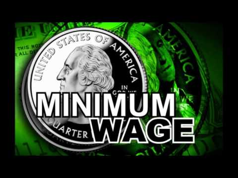 Minimum Wage should be increased?