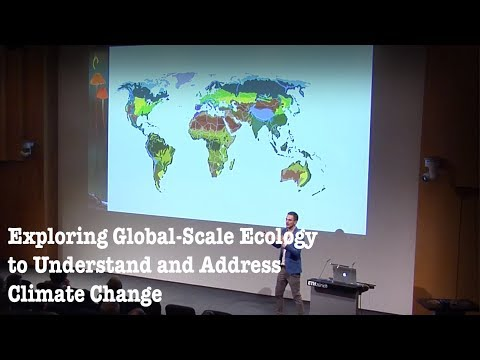 Tom Crowther - Inaugural Climate change speech - ETH Zurich
