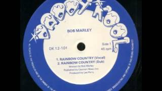 Bob Marley - Rainbow Country Long Mix