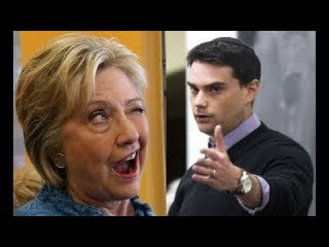 Ben Shapiro Hillary Has Officially Lost Her Mind!