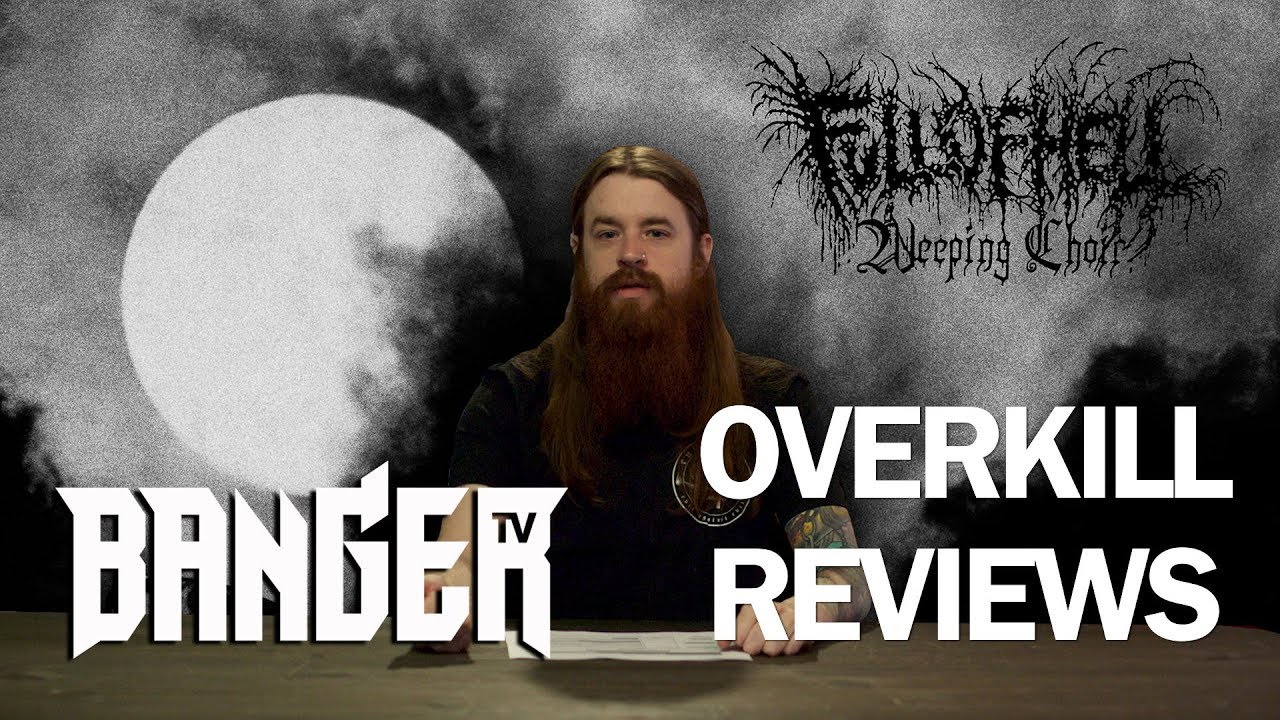 FULL OF HELL – Weeping Choir Album Review | Overkill Reviews episode thumbnail