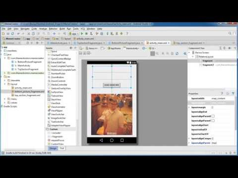 Android App Development for Beginners – 27 – Listening for Button Clicks