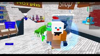 FNAF United Roblox - finding dem badges and secrets