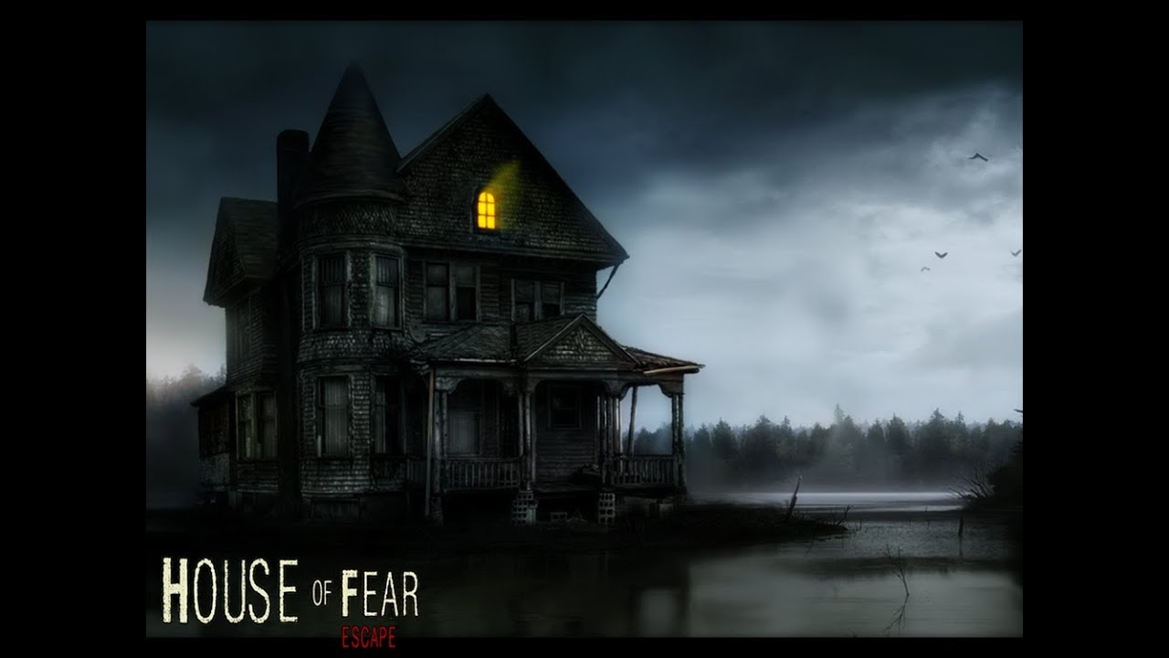 House of fear escape walkthrough solution guide by for Minimalistic house escape 5 walkthrough