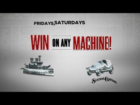 Big Time Bonus Weekend Edition At Station Casinos