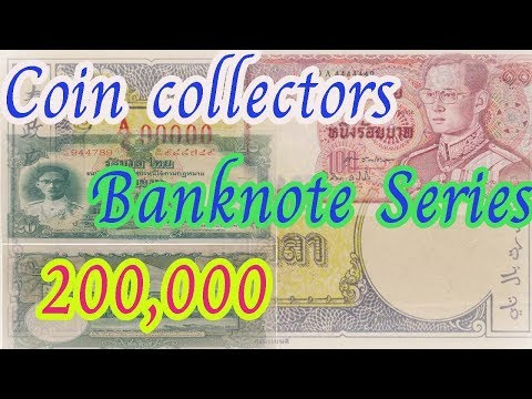 Collectibles Coins Collectors Banknote Series Great Collection!