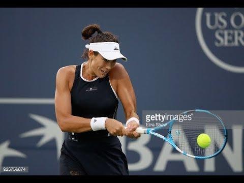Garbine Muguruza - Ana Konjuh / Quarterfinal / WTA Bank of The West Classic Stanford 2017