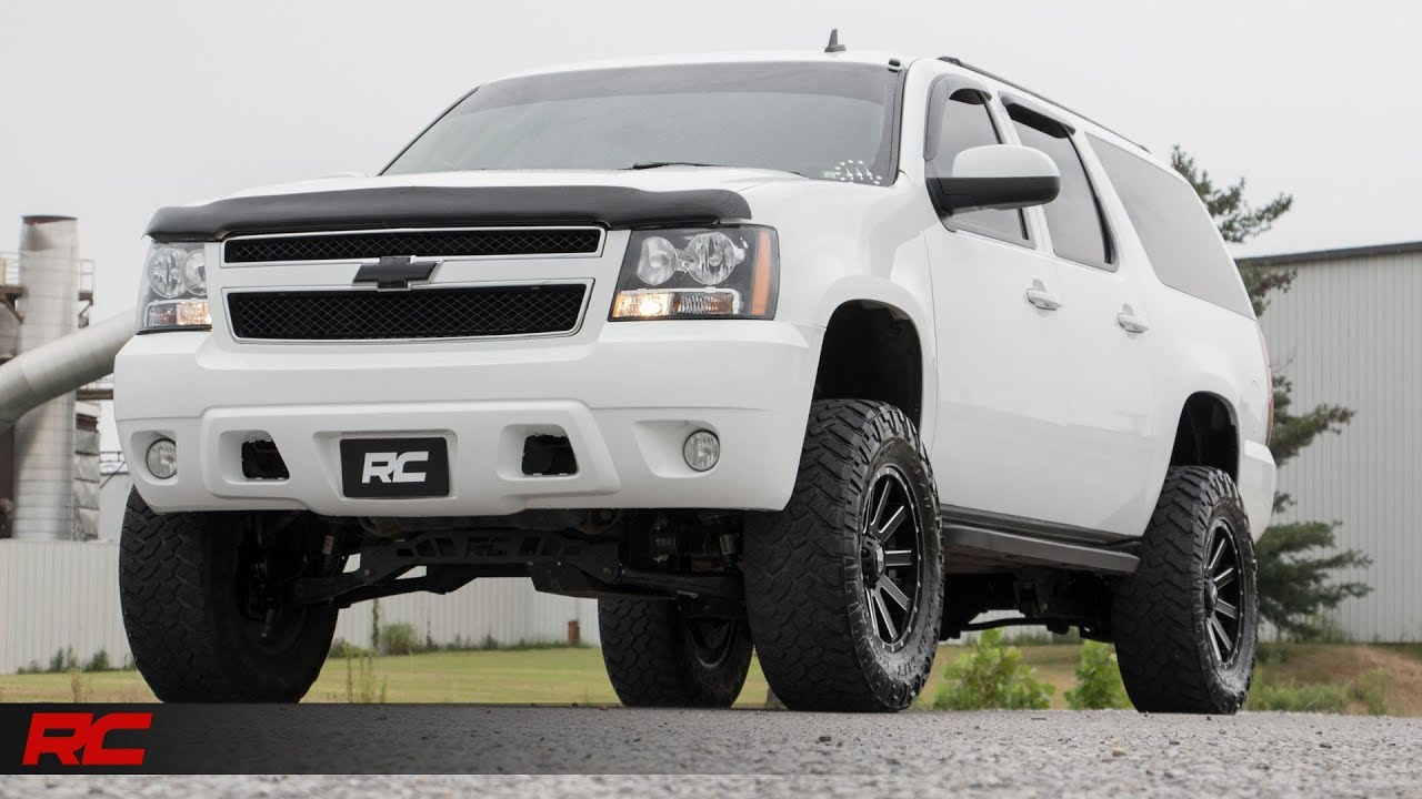 Lift Chevy 6 Inch 2012