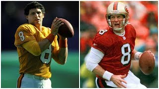10 NFL Legends You Didn't Know Were Drafted By Random Teams