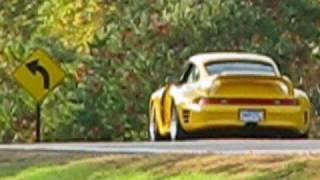 1997 Porsche Ruf CTR2 Sport for Sale: Yellowbird Ruf