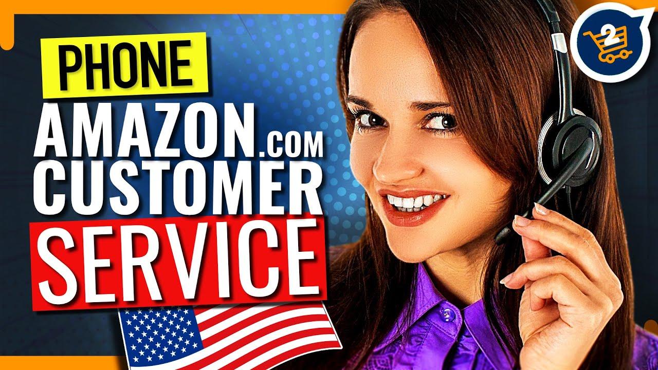 amazon service hotline